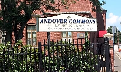 Andover Commons, 1