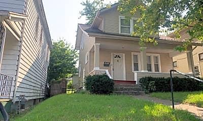 Building, 236 Illinois Ave, 1