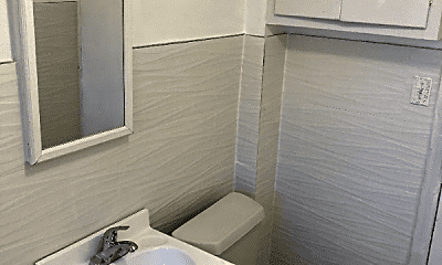 Bathroom, 42-26 65th St, 2