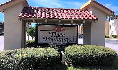 Three Fountains Apartments, 1