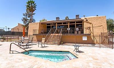 Pool, 8055 E Thomas Rd F102, 2