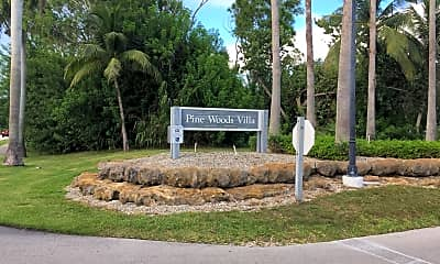 Pine Woods Villa, 1
