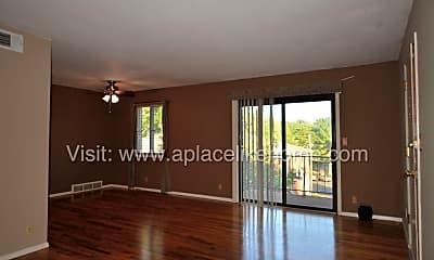 Living Room, 8215 Santa Fe Drive Unit 8, 0
