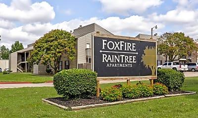 Community Signage, Foxfire Apartments, 2