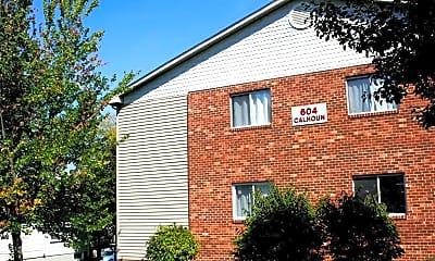 Building, BCR Property Management - Radford, 0