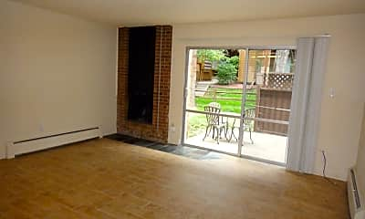 Living Room, 1301 30th St., 1