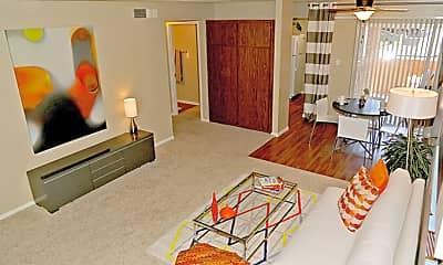 Living Room, Camelback Cove, 0