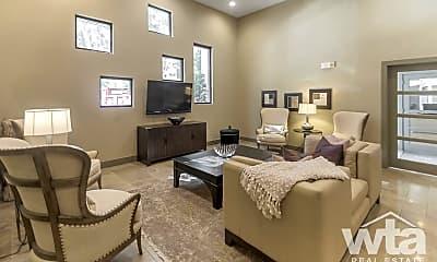 Living Room, 11011 Domain Dr #8100, 2