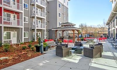 Recreation Area, Reserve at Auburn (Senior Living Apartment), 0