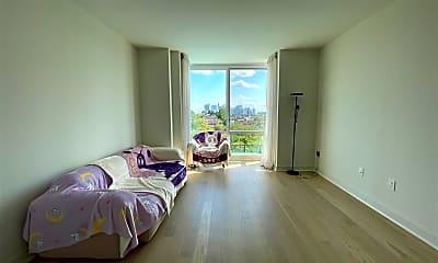 Bedroom, 1000 Maxwell Ln 9L, 1