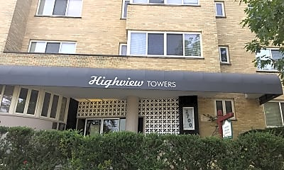 Highview Towers, 1