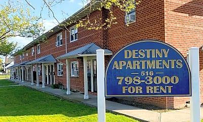 Community Signage, 270 Baldwin Rd, 1