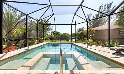 Pool, 2104 SW 39th Terrace, 1