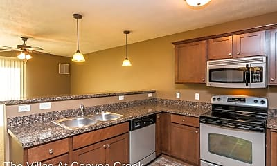 Kitchen, 4630 East 54th Street, 1