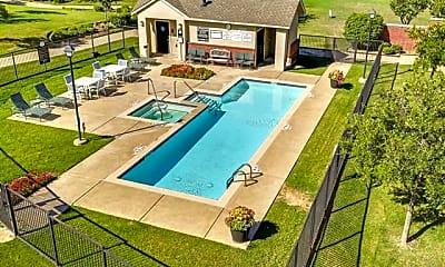 Pool, 6301 Overton Ridge Blvd 1-1, 2