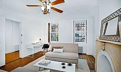 Living Room, 100 Mercer St 1, 1