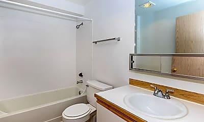 Bathroom, City Views, 2