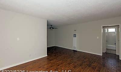 Living Room, 5226 Lexington Ave, 1