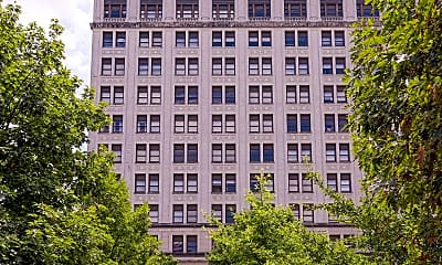 Building, The Stahlman Building, 1