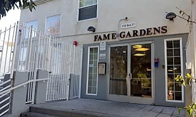FAME Gardens, 1