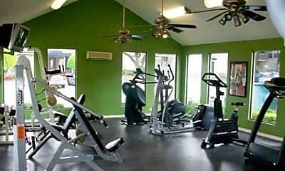 Fitness Weight Room, Ninety-Nine44 on Walnut, 1