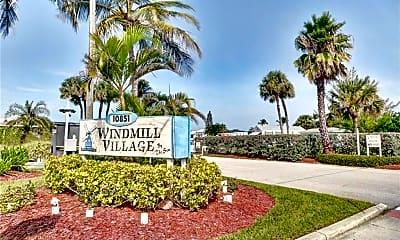 Community Signage, 10851 S Ocean Dr 87, 1