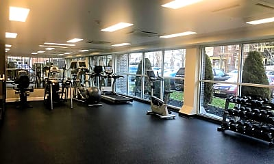 Fitness Weight Room, 110 Halsted St, 1
