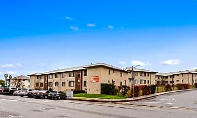Building, Santa Rosalia Apartments, 2