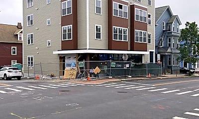 Building, 387 Wickenden St, 0