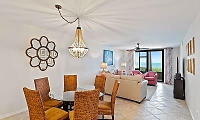 Living Room, 4800 Florida A1A 116, 1