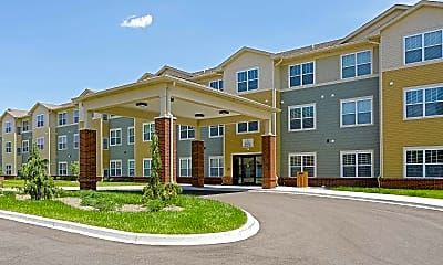 Building, Jefferson Crossings Adult Living 55+, 0