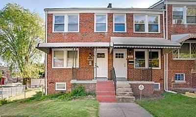 Building, 4389 Nicholas Ave, 2