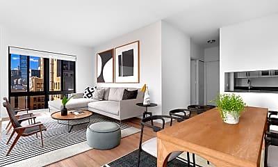 Living Room, 290 3rd Ave 20B, 1