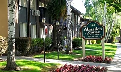 Almaden House, 0