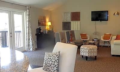 Living Room, Bella Apartments, 0
