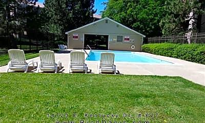 Patio / Deck, 14720 E Kentucky Dr, 2
