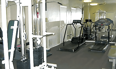 Fitness Weight Room, 10931 Stone Canyon Rd, 2
