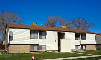 Building, 4168 W 3280 S, 0