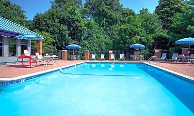 Pool, Vantage Pointe Apartments, 0