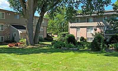 Building, Cedar Crest Apartments, 1
