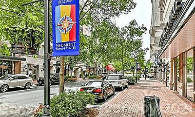 Community Signage, 4625 Piedmont Row Dr, 2