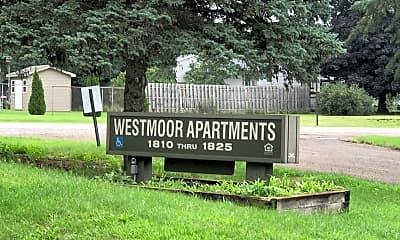 Westmoor Apartments, 1