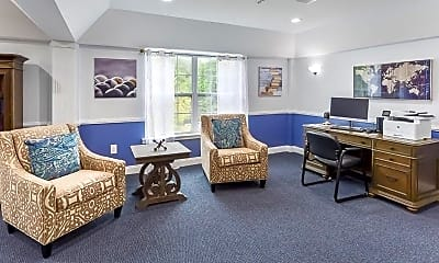 Living Room, 121 Courter Rd 105, 1