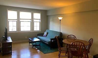 Living Room, 5041 1st St NW, 0