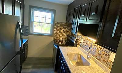 Kitchen, 30 Hillside Street, 1