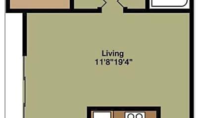 Living Room, 5018 Lemans Dr, 2