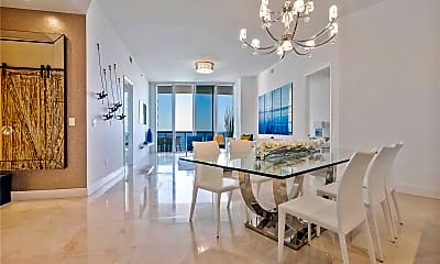 Dining Room, 15901 Collins Ave 3203, 1