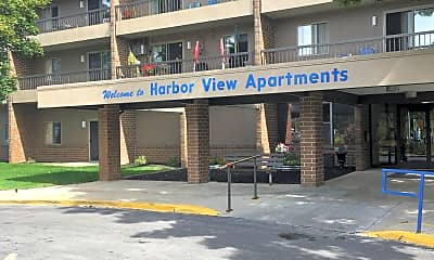 Harbor View Apartments, 1