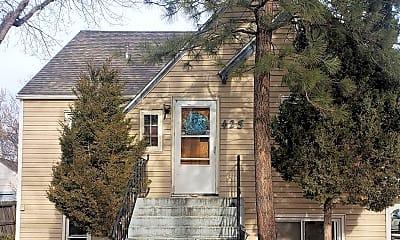 Building, 423 Alderson Ave, 0