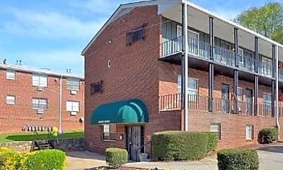 Building, 1295 West Apartments, 0